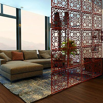 Lchen Hanging Room Divider Simple Wood Environmentally