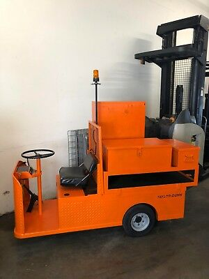 2016 Taylor Dunn electric maintenance Cart - TOOLBOXES INCLUDED