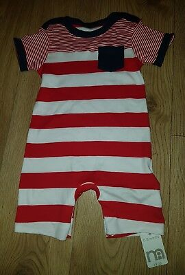 Mothercare baby bodysuit 12-18 mths NEW