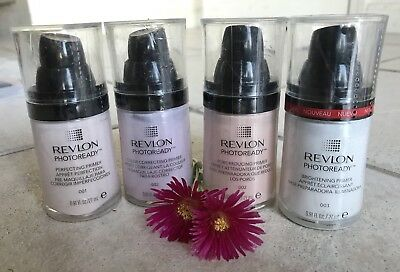 Revlon Photoready Primers - Get 2+ For 10% Off