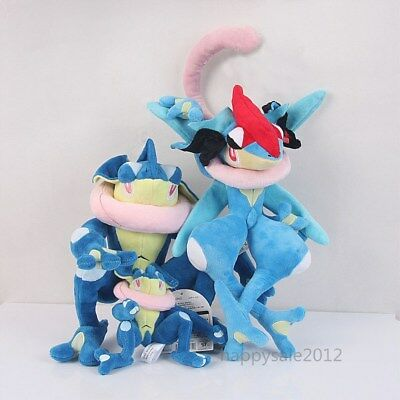 Pokemon Center Greninja Gekoga Plush Doll Stuffed Doll Gift - 6 inches,12 inches