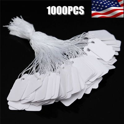 1000Pk Marking Price Tags Label Paper Sale Discount For Retail Merchandise Store