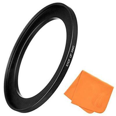 52mm to 82mm Step-Up Lens Adapter Ring for Camera Lenses & Filters, Made of...