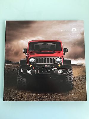2017 Jeep Accessories 36 Page Brochure - Packed With Idea's