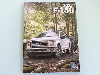 2017 Ford F-150 52 Page Sales Brochure