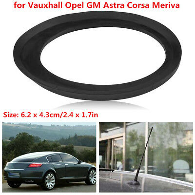 Rubber Roof Aerial Antenna Base Gasket Seal for Vauxhall Opel Astra Corsa Meriva