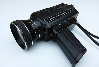 VINTAGE CHINON REFLEX 1000SR VIDEO CAMERA looks like gun