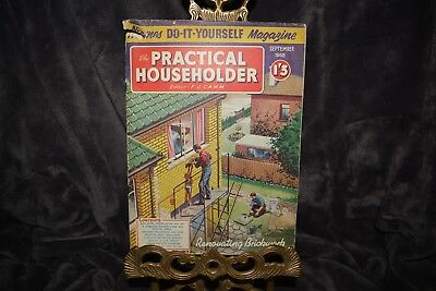 Practical householder do it yourself magazine september 1958 do it yourself magazine september 1958 solutioingenieria Gallery