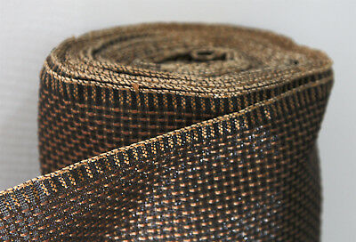 Antique Radio Vintage GRILLE CLOTH Fabric SPEAKER Repair Restoration Grill NOS