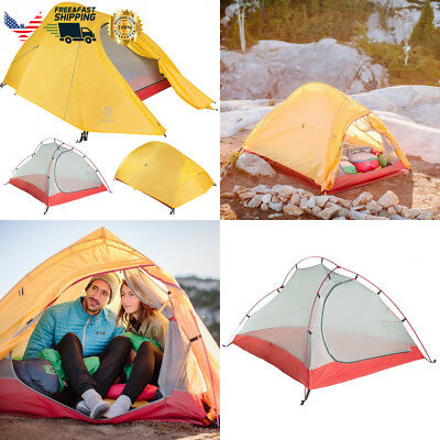 Bryce 2P Two Person Ultralight Tent and Footprint - Perfect for Backpacking.  sc 1 st  PicClick & NEMO ESPRI LE 2P ultralight backpacking tent - $299.00 | PicClick