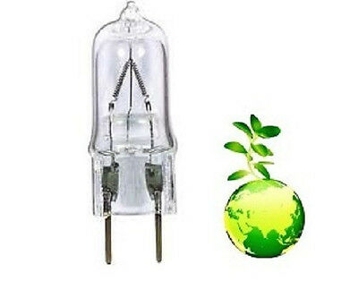 Halogen JCD 120V |G8 BPin Base| Light Bulb 20 25 35 50 60 75 100W