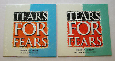 "TEARS FOR FEARS head over heels - both RSD 2018 2x12""EP FACTORY SEALED"