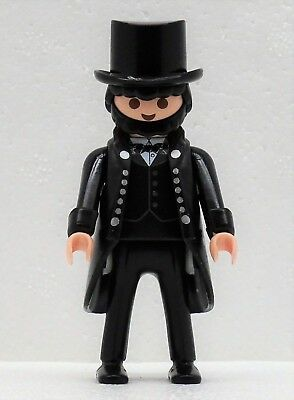 PRÄSIDENT ABRAHAM LINCOLN PLAYMOBIL zu President USA ACW CSA Washington US RAR
