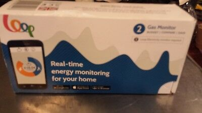 Loop Gas Energy Monitor Real Time Energy Monitoring For Your Home