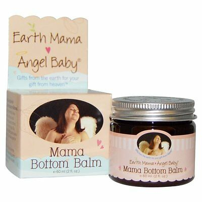 Earth Mama Angel Baby Mama Bottom Balm 2 fl oz (60 ml)