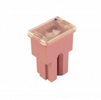 One Flosser 608030 Female Miniature Termination PAL Type 30 Amp Fuse PAL3 FLS