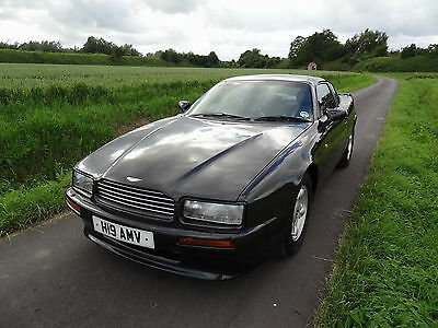 1990 Aston Martin Virage Coupe Rare Manual Car In Great Condition - Low Miles