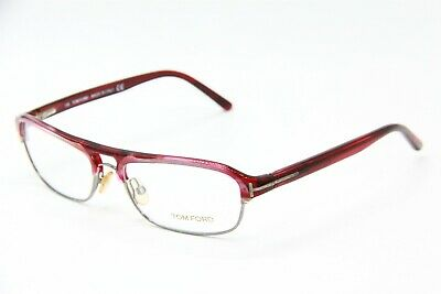 2e5ea57e6948 NEW TOM FORD Tf 5026 130 Violet Eyeglasses Authentic Rx Tf5026 55-16 ...