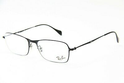 237a79979f Brand New Rayban Rb 6253 2760 Black Eyeglasses Rb6253 Authentic Rx 52-18 !