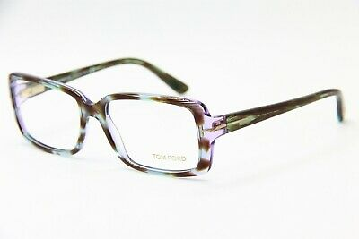 e7b78a61253f Brand New Tom Ford Tf 5187 050 Purple Eyeglasses Authentic Rx Tf5187 55-16 !