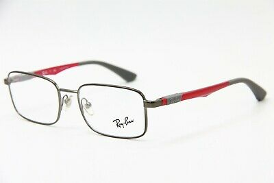 5139a192bcf New Ray-Ban Jr Rb 1043 4040 Red Eyeglasses Rb1043 Authentic Frame Rx 46-