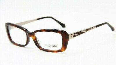 fe68914dcba New Roberto Cavalli 822 052 Alrai Havana Eyeglasses Authentic 53-15 W case !