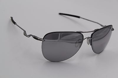 5ee04f3e47 Oakley Oo4086-07 Gunmetal Tailpin Authentic Frames Sunglasses 61-15 !