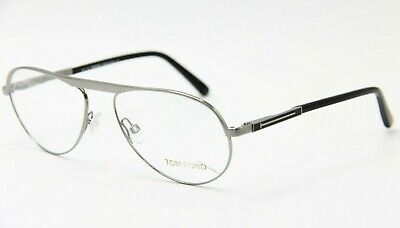 4c6e315f8fba Brand New Tom Ford Tf 5127 012 Black Eyeglasses Authentic Rx Tf5127 55-15