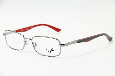 a2ace15d974 NEW RAY-BAN JR Rb 1035 4008 Red Eyeglasses Rb1035 Authentic Frame Rx ...