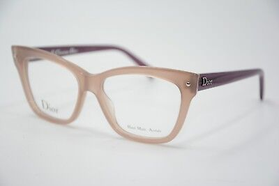 21430d1f6241 Brand New Christian Dior Cd 3269 3Ju Violet Eyeglasses Authentic Frames Rx  52-15