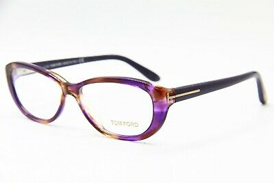 fa9faa4cd1bf TOM FORD TF 5226 068 Eyeglasses Red Gold Authentic Rx Frame Ft5226 ...