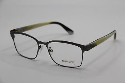 42d0e6bde15c NEW TOM FORD Tf 5323 008 Silver Eyeglasses Authentic Rx Tf5323 54-16 ...