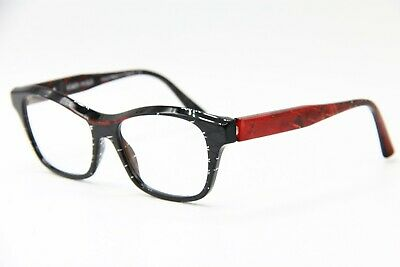56ebca27e07a New Alain Mikli A 03006 B0Bw Red Eyeglasses Authentic Frame Rx A03006 52-16