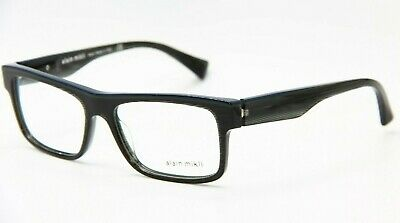7d54136916b1 NEW ALAIN MIKLI A 03047 D013 Black Eyeglasses Authentic Frames Rx 54 ...