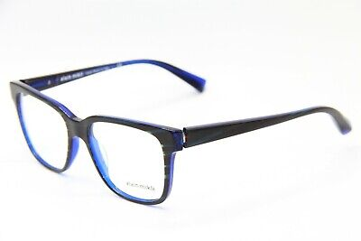 8bfd8d1cb6 New Alain Mikli A03034 B018 Blue Eyeglasses Authentic Frames Rx 53-17 W case