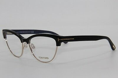 9a50c38d8e Brand New Tom Ford Tf 5365 005 Black Eyeglasses Authentic Tf5365 W  Case 54-