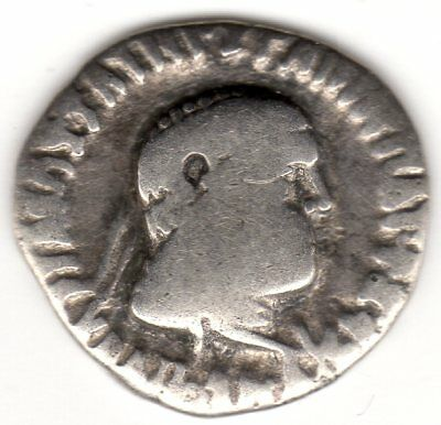 Ancient Silver Coin Rare Drachma, Viceroy Peithon Conquests Of Alexander / Great
