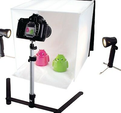 Konig Foldable Mini Photo Studio Halogen 40 x 40 x 40 cm