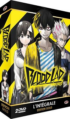 ★ Blood Lad ★ Intégrale + OAV - Edition Gold - 2 DVD