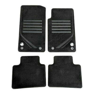 Genuine Holden Commodore VF VF2 SS SSV SV6 EVOKE Carpet Floor Mats Sed Wag + Rib