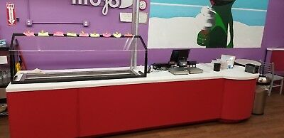 Frozen Yogurt/ Ice Cream/ Soft Serve Shop