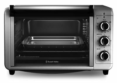 Russell Hobbs 1500W Family Bench Top Convection Electric Oven RHTOV20