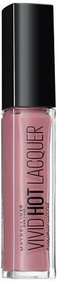 Gemey Maybelline New York, Vivid Hot Lacquer rossetto Rosa Antico 66, lineaToo