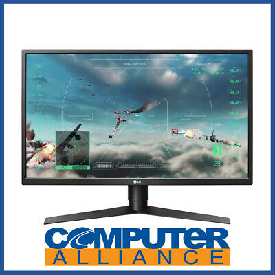 """27"""" LG 27GK750F-B 240Hz LED Gaming Monitor with Height Adjust"""