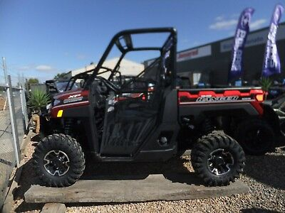 Polaris Ranger XP1000 (2018 Model) - 3.99% Finance Available