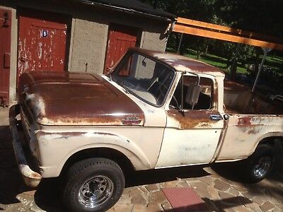 Ford F100 V8 Pick Up us car Hot Rod 4x4 Allrad