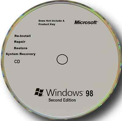 windows 98 install cd