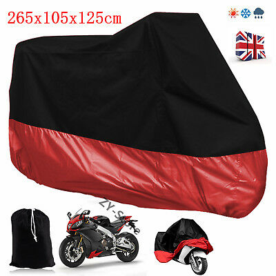 Motorbike Cover by LTR Thicker Heavy Duty Vented Bike Accessories Black  Medium 300D Waterproof Rain Motorcycle Covers for Outdoor Scooter Moped Storage X Large Large XX Large