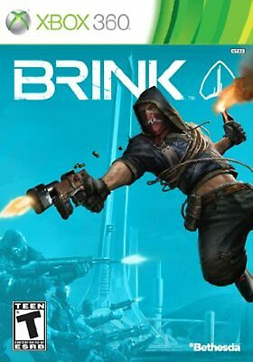 Brink For Xbox 360 Shooter Game Only 6E