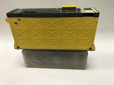 FANUC A06B-6096-H208 (ONE year warranty)